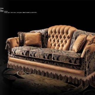 Дорогой классический диван Версаль. Италия