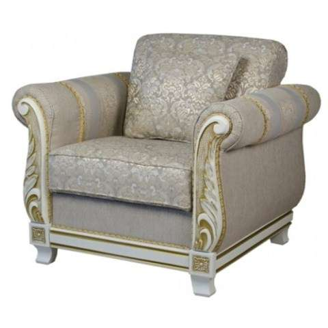 Классический раскладной диван с креслами Талисман
