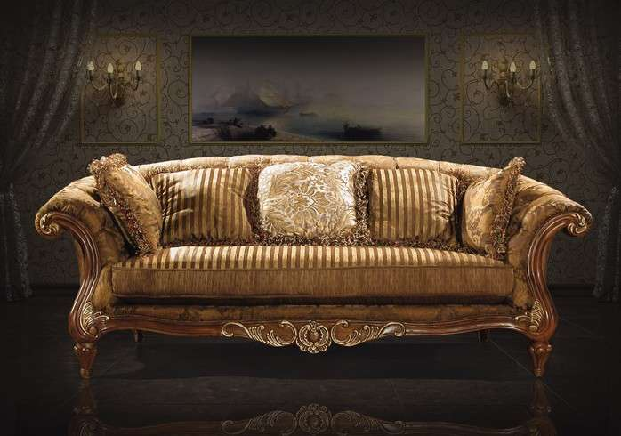 Классический американский диван Нью Йорк.