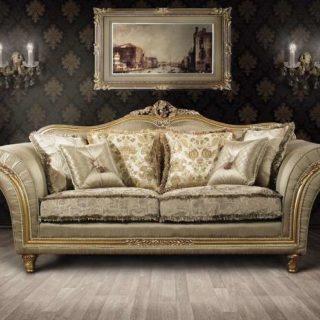 Королевский серый диван Париж, Америка.