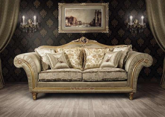 Американский классический дорогой диван Париж, Ин стайл
