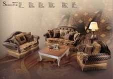 Дорогой классический итальянский диван Самара.