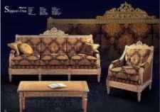Мягкая мебель из массива Саппоро.