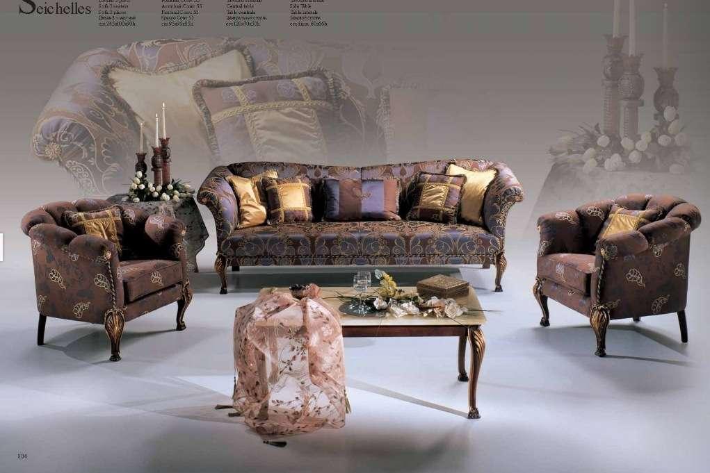 Итальянская мягкая мебели Сейшеллы.