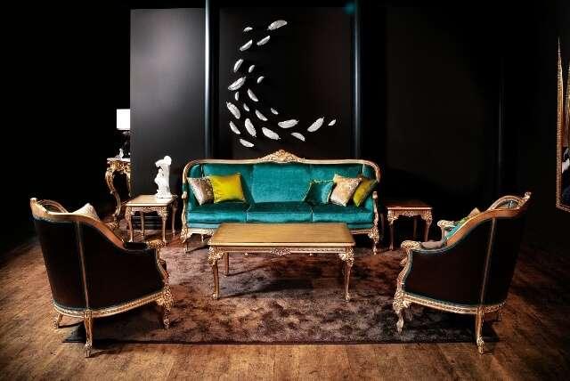 Фото мягкой мебели - диванов и кресел от Силик Италия