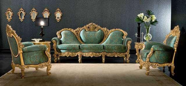 Фото мебели для гостиной от итальянской фабрики Силик в Украине