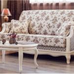 Классический прямой раскладной диван Палермо.
