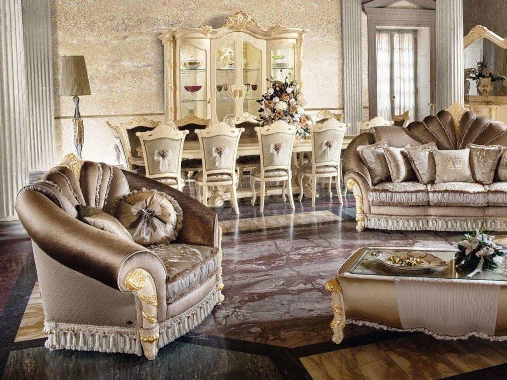 Класссическое кресло Мадам Рояль. Италия