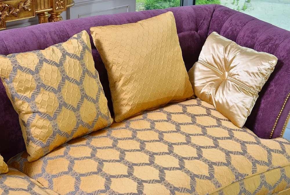 Обивочные ткани дивана Элисон