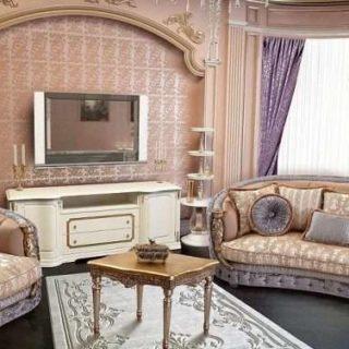 Классический комплект мягкой мебели AZZARO