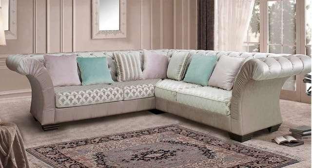 Большой классический диван Анабель. Фабрика Гранд