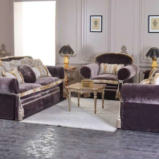 Богатый комплект мягкой мебели Неаполь. Фабрика Гранд