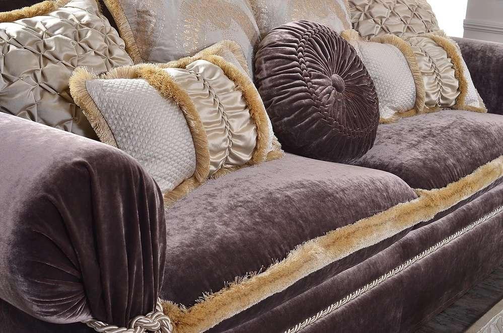 Мягкие декоративные подушки Неаполь