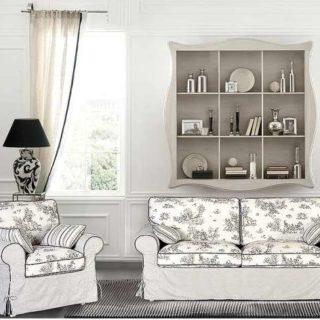 Классический диван Босфос в стиле Прованс.