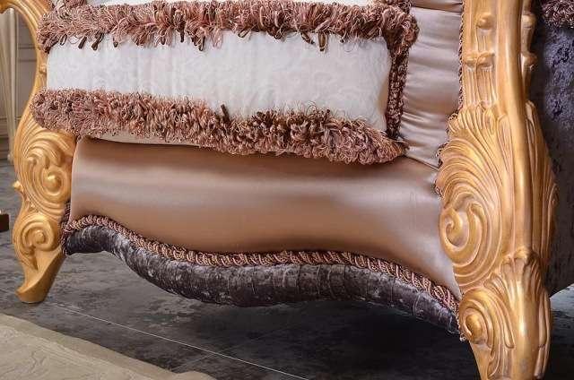 Деревянные части дивана и кресел Винзор