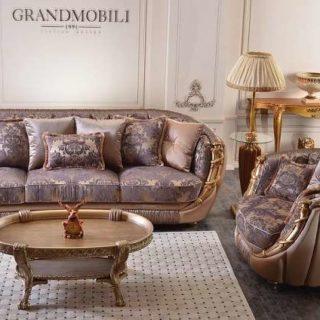 Элитная мягкая мебель Претория. Фабрика GRAND