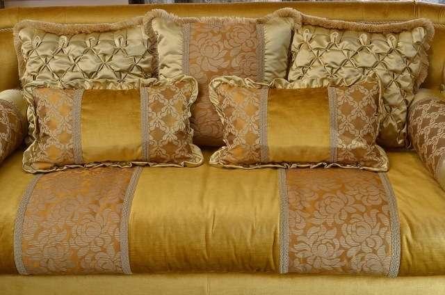 Декоративные подушки Бриони