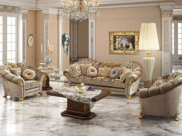 Комплект мягкой мебели Аида. Италия