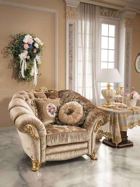 Кресло для мягкого комплекта мебели Аида. Италия
