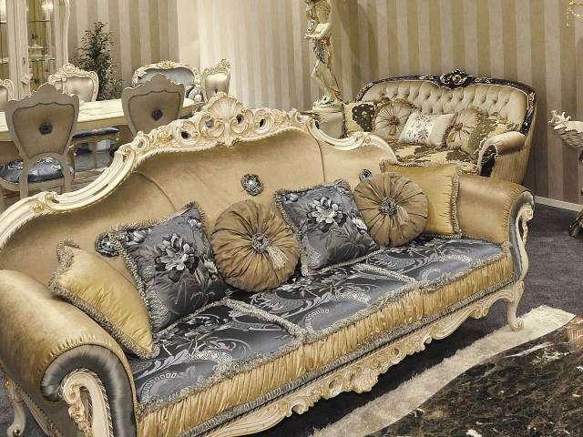 Дорогая итальянская мягкая мебель Опера