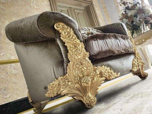 Деревянные элементы комплекта мягкой мебели Амина