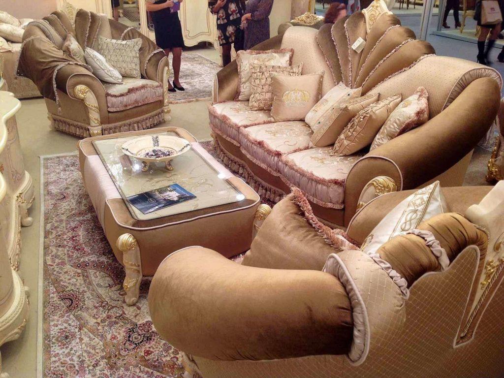 Классическая мебель Мадам  Роял