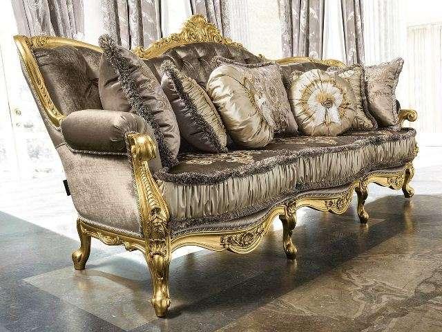 Классическая мягкая мебель Анастасия. Италия