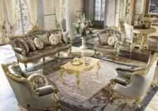 Классический мягкий набор мебели Анастасия.