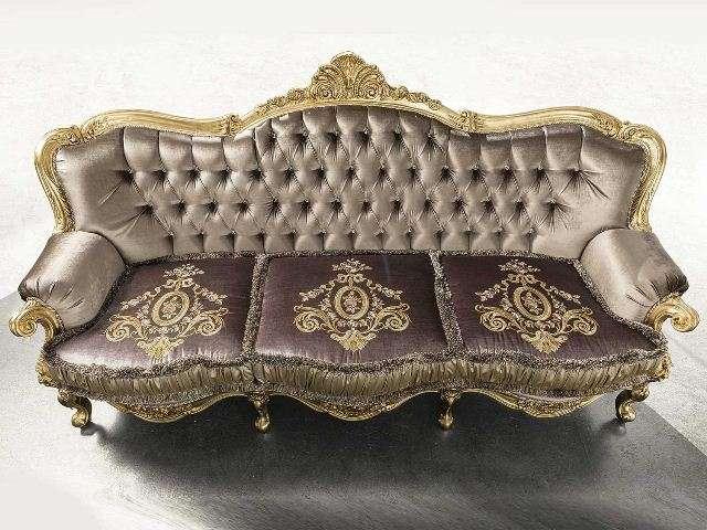 Мягкий классический диван Анастасия. Италия.