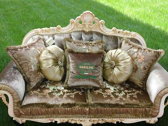 Двухместный классический диван Опера