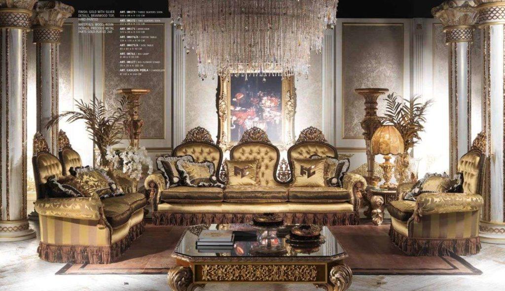 Дорогая королевская мебель Империал