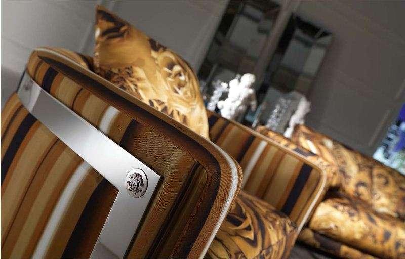 Трехместный диван Манхетен. Роберто Кавалли