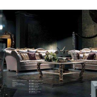 Королевский диван с креслами Каппеллетти