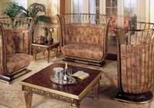 Оригинальный диван Вип-класса Симфония-2, Италия