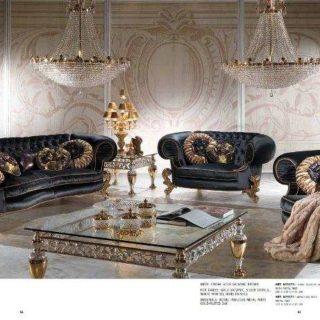 Элитный итальянский диван из коллекции CAPPELLETTI