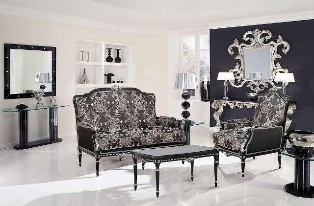 Элитный диван-кушетка Беатриче, фабрика Гранд