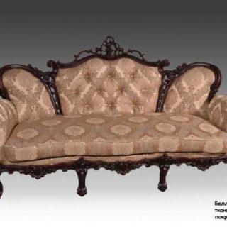Классический элитный комплект мебели Белла в стиле Барокко