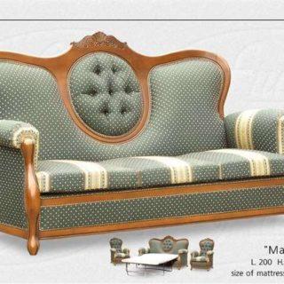 Классический раскладной диван Марианна, фабрика FIUS