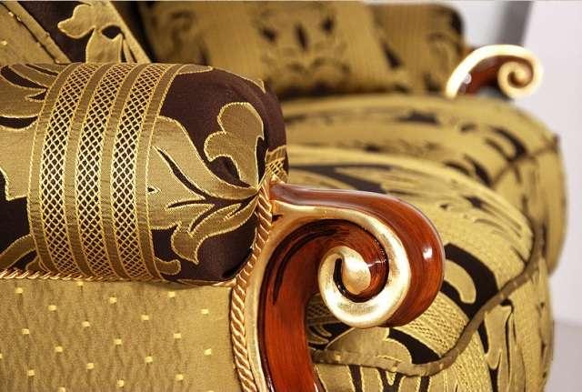 Резные элементы мебели Болеро