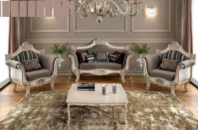 Классический диван от фабрики Фиус в стиле Прованс