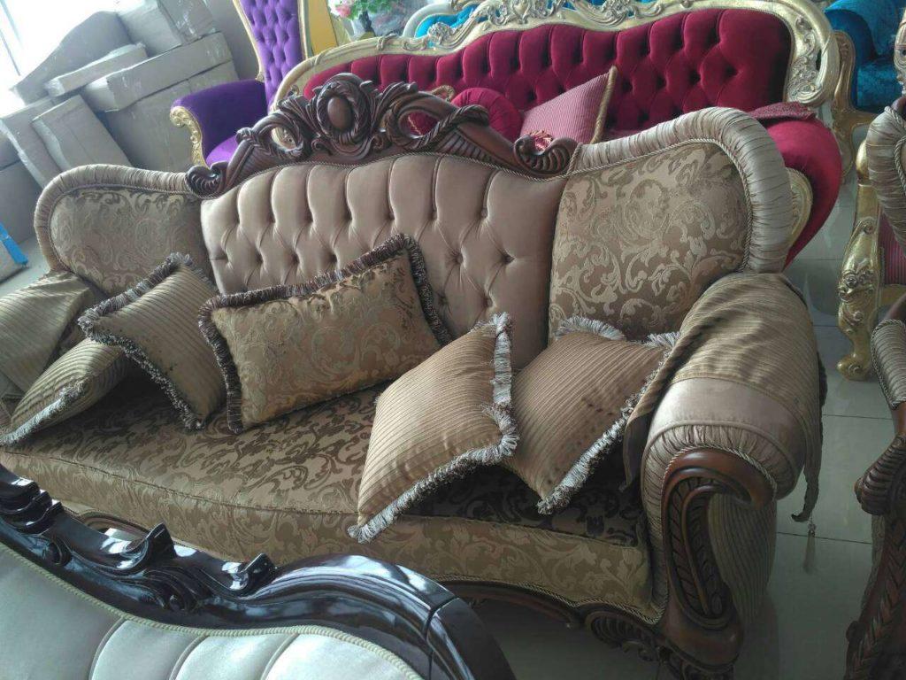 Резная мебель в венецианском стиле Карас, Малайзия в стиле барокко