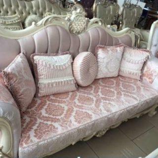 Классический белый диван Кападокия, Малайзия