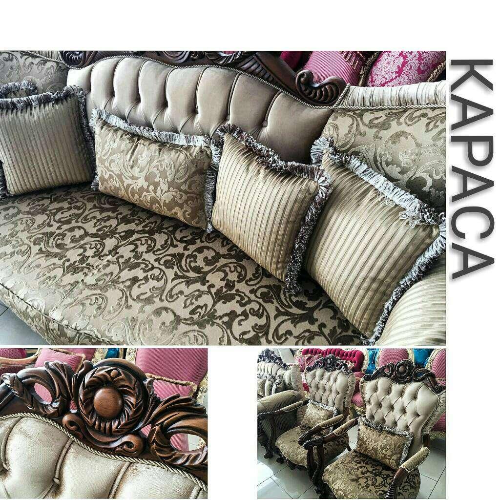 Классическая мягкая мебель Караса в стиле барокко
