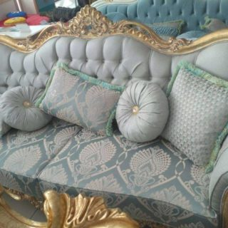 Мягкая мебель Падишах в стиле барокко