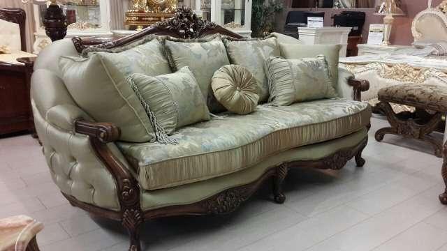 Прямой классический диван Рената, Аванти