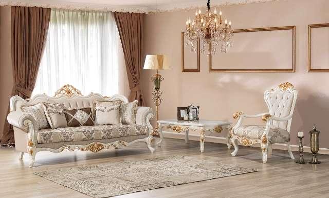 Турецкий классический диван Лена