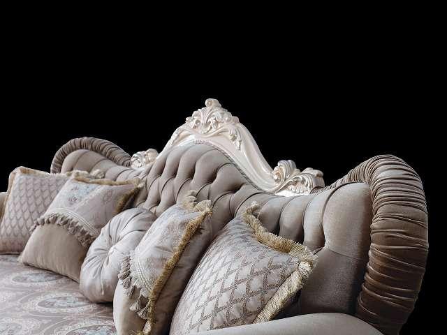 Резная корона дивана Венеция, Турция
