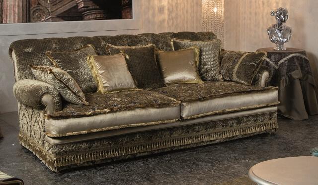 Дория - классический мягкий комплект мебели divanos.com.ua