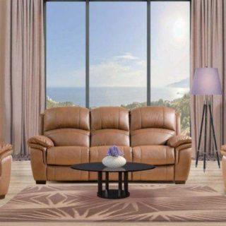 Мягкая мебель «Миллер» (Miller) экокожа бежевый