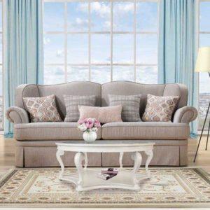 """Мягкая мебель """"Сакраменто"""" (Sacramento) ткань светло-кофейный"""